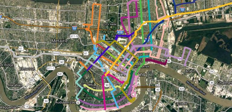 Public Transit Improvements For NOLAs Central Business